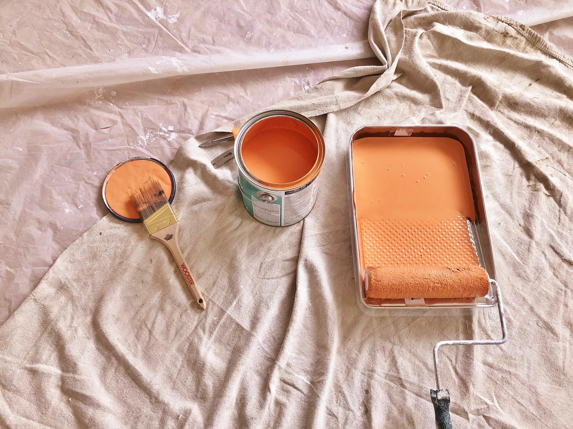 Painting Corners